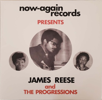 JAMES REESE & THE PROGRESSIONS