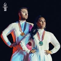 Sam Smith & Demi Lovato - I'm Ready artwork