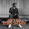 Willem Philipsen, Stef Bos & Diggy Dex - Met De Stroom Mee kunstwerk
