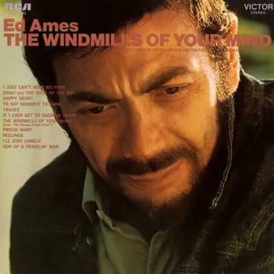 The Windmills of Your Mind - Ed Ames