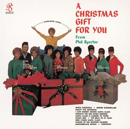 Art for Sleigh Ride by The Ronettes