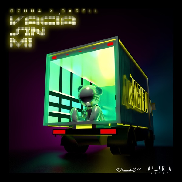 Vacía Sin Mí (feat. Darell) - Single
