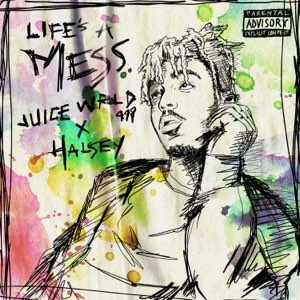 Juice WRLD & Halsey – Life's a Mess – Single [iTunes Plus M4A]