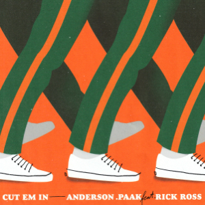 Anderson .Paak - CUT EM IN feat. Rick Ross