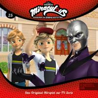 Miraculous - Folge 25: Sandboy / Lila gibt nicht auf (Das Original-Hörspiel zur TV-Serie) artwork