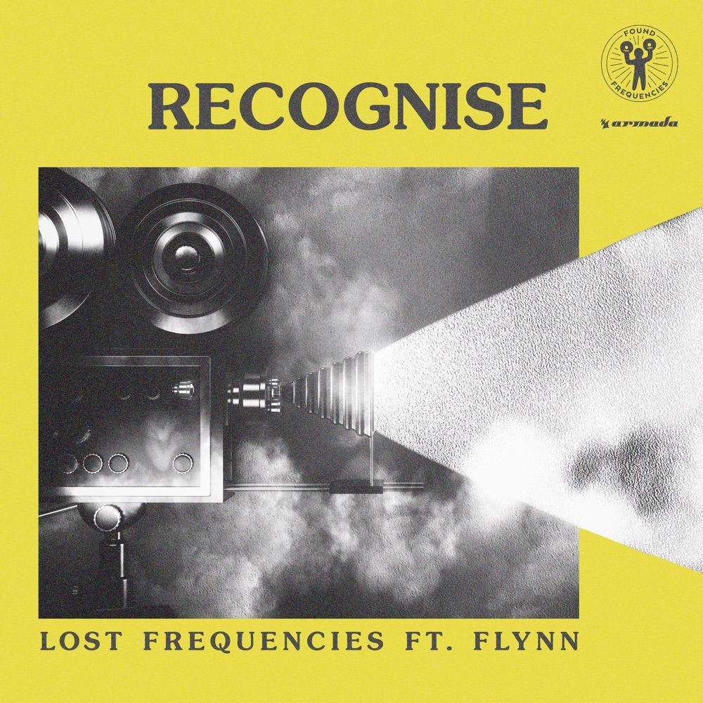 Lost Frequencies Recognise
