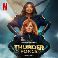 Fil Eisler - Thunder Force (Music From the Netflix Film) artwork