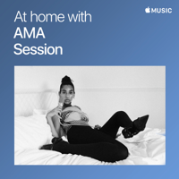 AMA - At Home With AMA: The Session - Single artwork