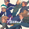 Accent - Journeying - EP  artwork