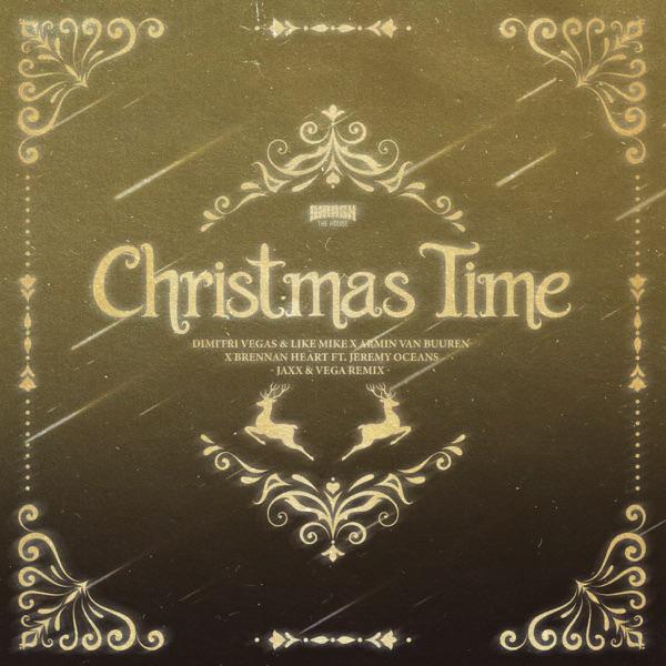 Christmas Time (Jaxx & Vega Remix) [feat. Jeremy Oceans] - Single