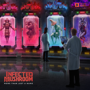 Infected Mushroom & WHITENO1SE - More of Just the Same