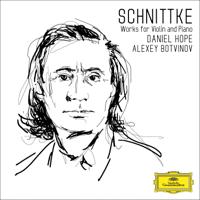 Daniel Hope & Alexey Botvinov - Schnittke: Works for Violin and Piano artwork