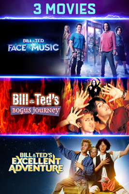 Bill & Ted's Excellent Triple Feature Movie Synopsis, Reviews