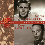 Back 2 Back Comedy Hits - Andy Griffith & Don Knotts - Andy Griffith & Don Knotts