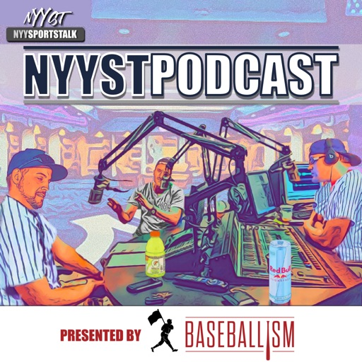 Cover image of NYYST Podcast - Covering the New York Yankees