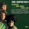 The Supremes - Stop, Look & Listen artwork