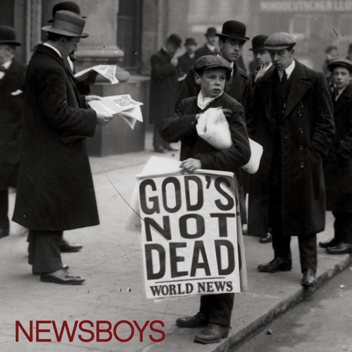 Art for The King is Coming by Newsboys
