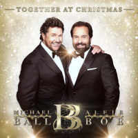 Michael Ball & Alfie Boe - Together At Christmas artwork