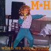 Matt Hodges - When We Were Young artwork