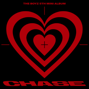 THE BOYZ - THE BOYZ 5th MINI ALBUM [CHASE] - EP