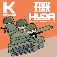 Never Gonna Stop - HUDA HUDIA-DJ FIXX