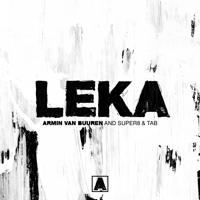 Armin van Buuren & Super8 & Tab - Leka artwork