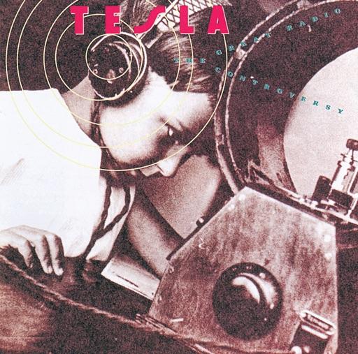 Art for Hang Tough by Tesla