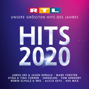 Verschiedene Interpreten - RTL HITS 2020