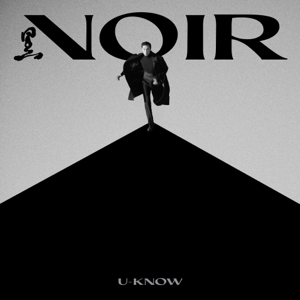U-KNOW - NOIR - The 2nd Mini Album - EP