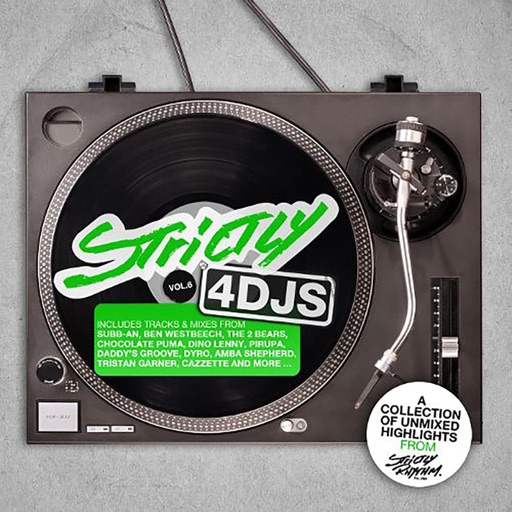 Strictly 4DJS, Vol. 6 by Various Artists