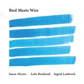 Ingrid Laubrock;Susan Alcorn;Leila Bordreuil - Indigo Blue (Wayfarin Stranger)