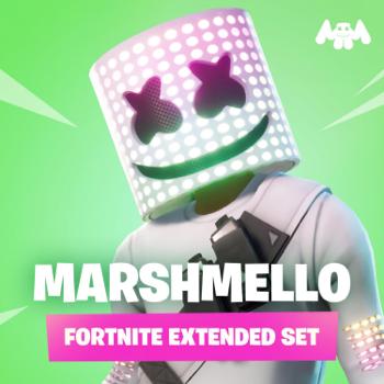 Marshmello Marshmello Fortnite Extended Set (DJ Mix) music review