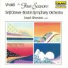 Seiji Ozawa, Бостонский симфонический оркестр & Joseph Silverstein - Vivaldi: The Four Seasons обложка