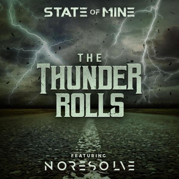 The Thunder Rolls - Single