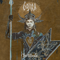 GOJIRA - Fortitude artwork