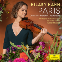 Hilary Hahn, Orchestre Philharmonique de Radio France & Mikko Franck - Paris artwork