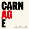 Nick Cave & Warren Ellis - CARNAGE artwork