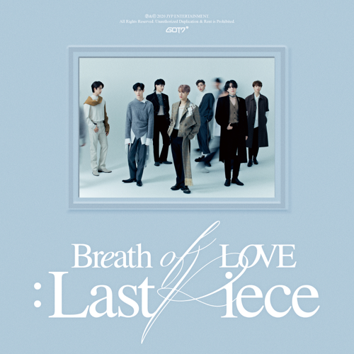 Breath of Love : Last Piece - GOT7