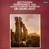 Chicago Symphony Orchestra;Sir Georg Solti - Beethoven: Symphony No.8 in F Major, Op.93 - 3. Tempo di menuetto