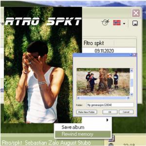 Sebastian Zalo - RTRO//SPKT
