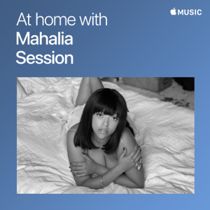Mahalia - What You Did (Apple Music At Home With Session)