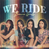 Brave Girls - We Ride artwork