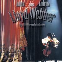 Julian Lloyd Webber & Royal Philharmonic Orchestra - Julian Lloyd Webber Plays Andrew Lloyd Webber artwork