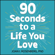 Dr Joan Rosenberg - 90 Seconds to a Life You Love