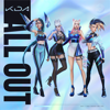 K/DA - ALL OUT (feat. League of Legends) - EP  artwork