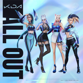ALL OUT (feat. League of Legends) - EP