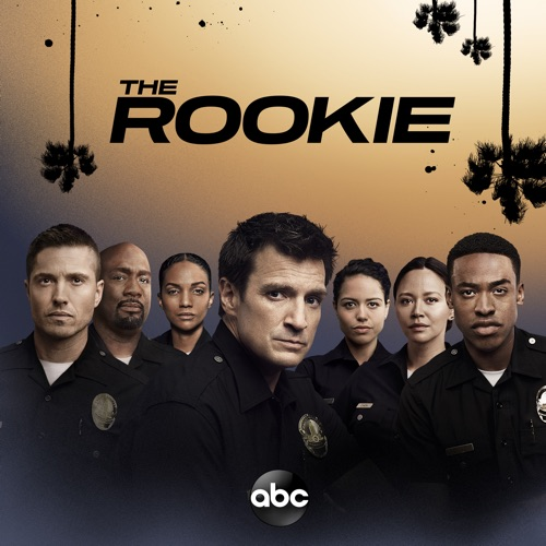 The Rookie, Season 3 poster