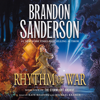 Brandon Sanderson - Rhythm of War  artwork