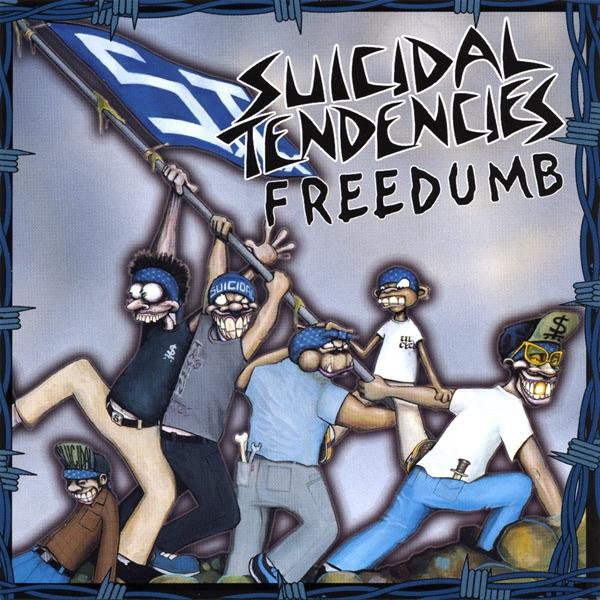 Suicidal Tendencies mit Freedumb