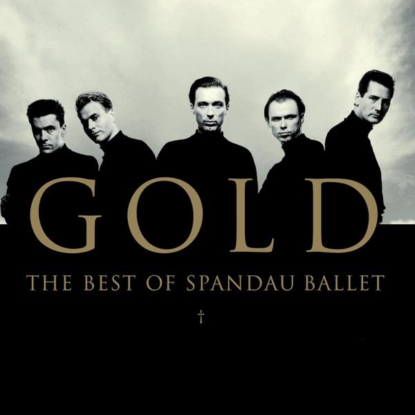 Spandau Ballet mit Gold